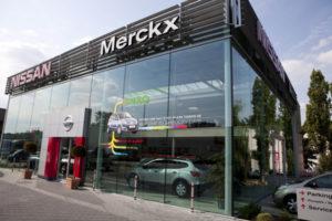 Nissan Merckx